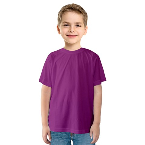 Grape Juice Kids  Sport Mesh Tee by snowwhitegirl