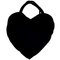 Quoth The Raven Giant Heart Shaped Tote by snowwhitegirl