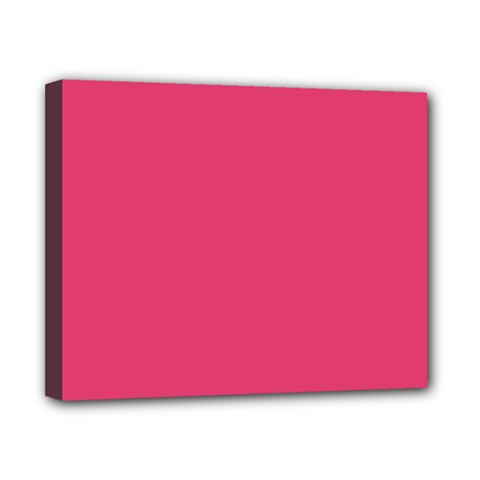 Rosey Day Canvas 10  x 8