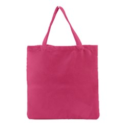 Rosey Day Grocery Tote Bag by snowwhitegirl