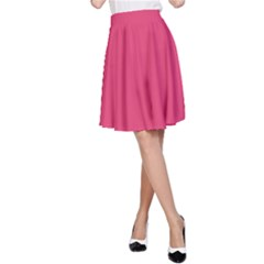 Rosey Day A-Line Skirt
