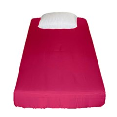 Rosey Day Fitted Sheet (Single Size)
