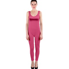 Rosey Day OnePiece Catsuit