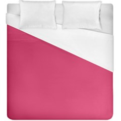Rosey Day Duvet Cover (King Size)