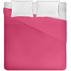 Rosey Day Duvet Cover Double Side (King Size)