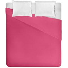 Rosey Day Duvet Cover Double Side (California King Size)