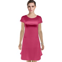 Rosey Day Cap Sleeve Nightdress