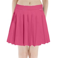 Rosey Day Pleated Mini Skirt