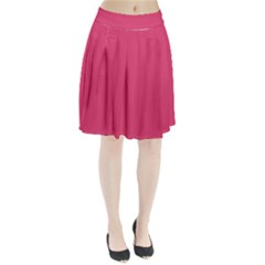 Rosey Day Pleated Skirt