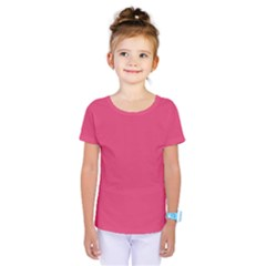 Rosey Day Kids  One Piece Tee