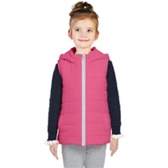 Rosey Day Kid s Puffer Vest
