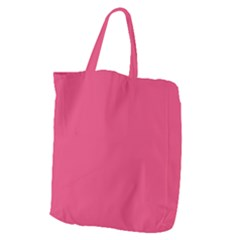 Rosey Day Giant Grocery Zipper Tote