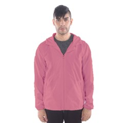 Rosey Hooded Wind Breaker (men)