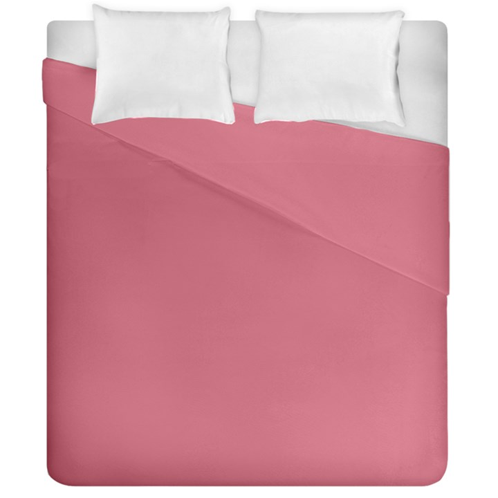 Rosey Duvet Cover Double Side (California King Size)
