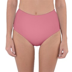 Rosey Reversible High Waist Bikini Bottoms