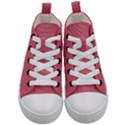 Rosey Kid s Mid-Top Canvas Sneakers View1