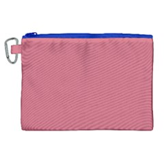 Rosey Canvas Cosmetic Bag (xl)