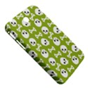 Skull Bone Mask Face White Green Samsung Galaxy Tab 3 (7 ) P3200 Hardshell Case  View5