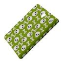 Skull Bone Mask Face White Green Samsung Galaxy Tab S (8.4 ) Hardshell Case  View4