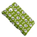 Skull Bone Mask Face White Green Samsung Galaxy Tab S (8.4 ) Hardshell Case  View5