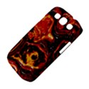 Lava Active Volcano Nature Samsung Galaxy S III Classic Hardshell Case (PC+Silicone) View4