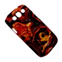 Lava Active Volcano Nature Samsung Galaxy S III Classic Hardshell Case (PC+Silicone) View5