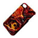 Lava Active Volcano Nature Apple iPhone 4/4S Hardshell Case with Stand View4