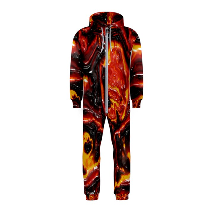 Lava Active Volcano Nature Hooded Jumpsuit (Kids)