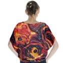 Lava Active Volcano Nature Blouse View2