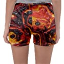 Lava Active Volcano Nature Sleepwear Shorts View2