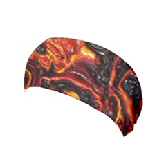 Lava Active Volcano Nature Yoga Headband