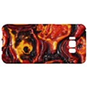 Lava Active Volcano Nature Samsung Galaxy S8 Plus Hardshell Case  View1