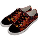 Lava Active Volcano Nature Men s Low Top Canvas Sneakers View2
