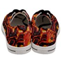 Lava Active Volcano Nature Men s Low Top Canvas Sneakers View4