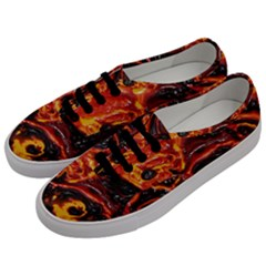 Lava Active Volcano Nature Men s Classic Low Top Sneakers by Alisyart