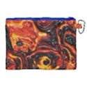 Lava Active Volcano Nature Canvas Cosmetic Bag (XL) View2