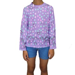 Little Face Kids  Long Sleeve Swimwear