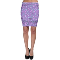 Little Face Bodycon Skirt