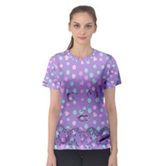 Little Face Women s Sport Mesh Tee