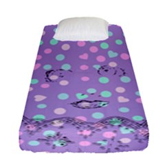 Little Face Fitted Sheet (Single Size)