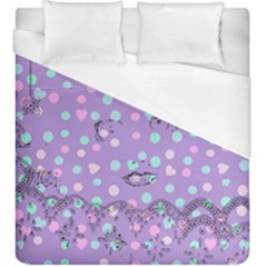 Little Face Duvet Cover (King Size)