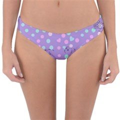 Little Face Reversible Hipster Bikini Bottoms