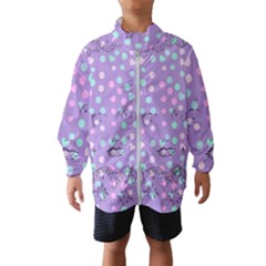 Little Face Wind Breaker (Kids)