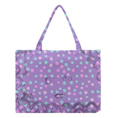 Little Face Medium Tote Bag