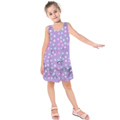Little Face Kids  Sleeveless Dress
