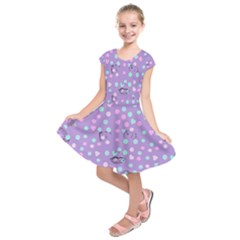 Little Face Kids  Short Sleeve Dress
