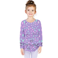 Little Face Kids  Long Sleeve Tee