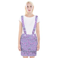 Little Face Braces Suspender Skirt