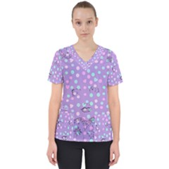 Little Face Scrub Top
