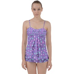 Little Face Babydoll Tankini Set